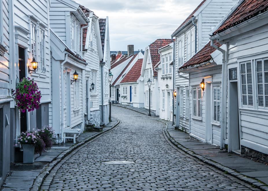 Stavanger utsiktsbilde