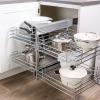 Flex corner organisering til kjøkkenskap